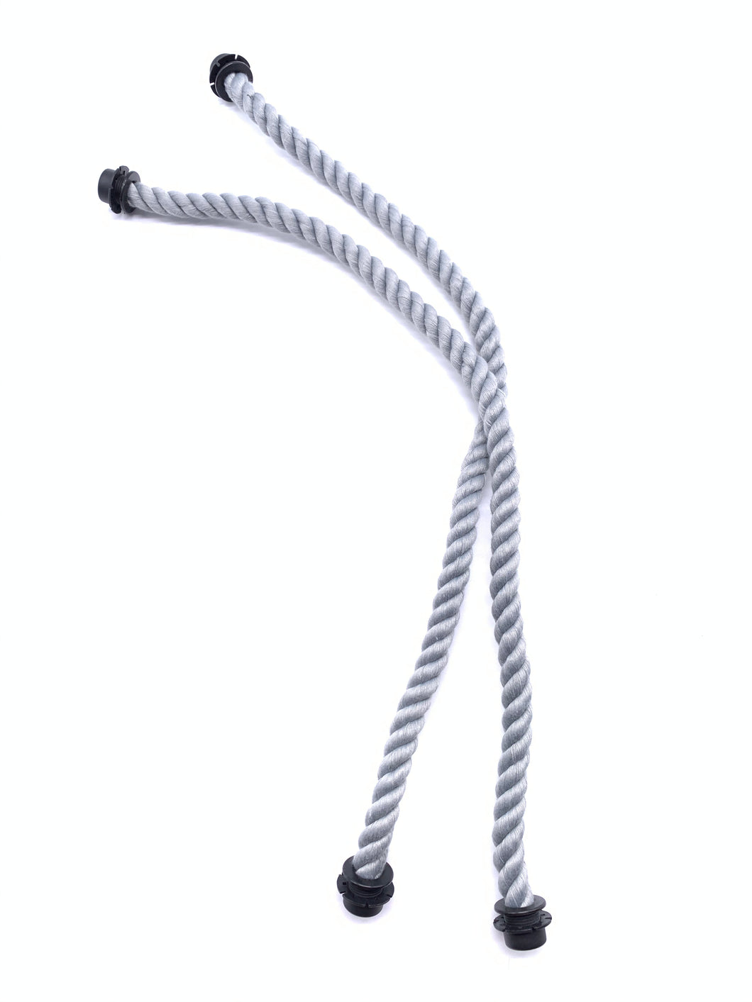 Copy of Be Me Bag Handles - Grey Ropes