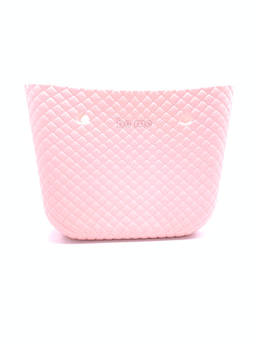Classic Body - Waffle Style Be Me Bag - Light Pink (On Sale)