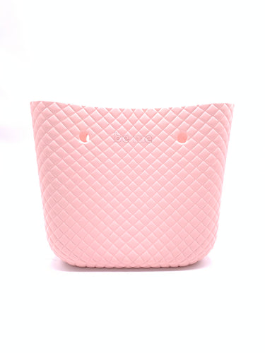 Mini Body - Waffle Style Be Me Bag - Light Pink