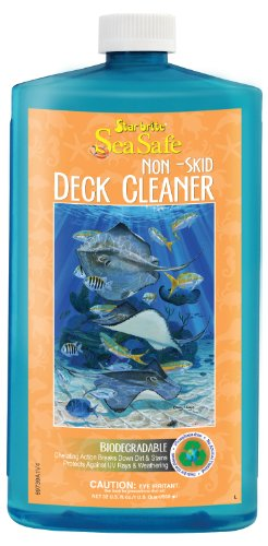 Star Brite Sea Safe Non-Skid Boat Deck Cleaner, 32-Ounce - Key Biscayne Living