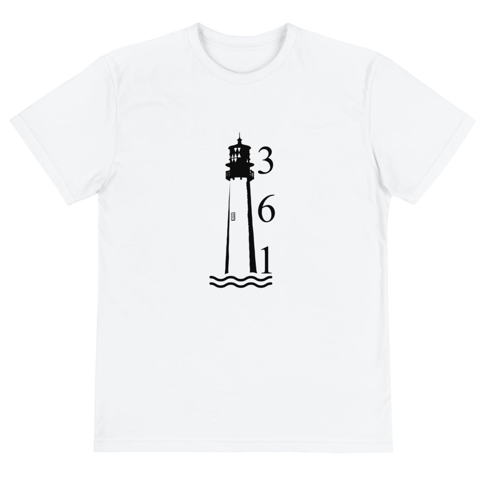 361 Lighthouse Sustainable T-Shirt - Key Biscayne Living