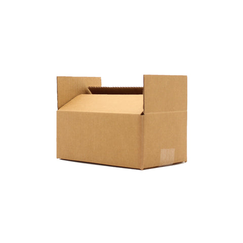 "10"" x 6"" x 4"" Shipping Box RSC Kraft 32ECT 25/Bundle"