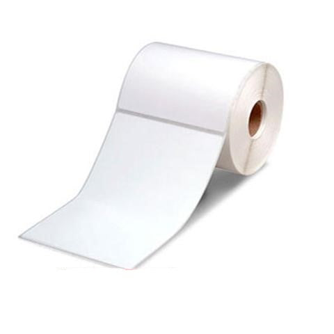 "4"" x 6"" Direct Thermal Shipping Labels Desktop 1"" Core White 250/roll"