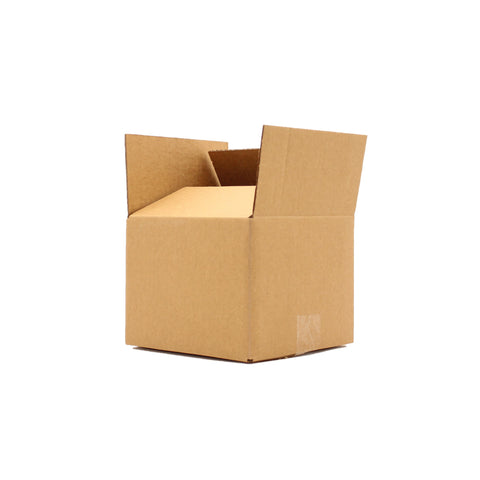 "8"" x 8"" x 6"" Shipping Box RSC Kraft 32ECT 25/Bundle"