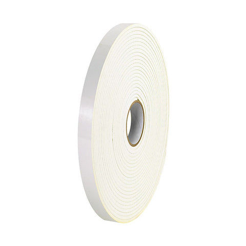 Double Sided Foam Tape Perm Adh 1/16"