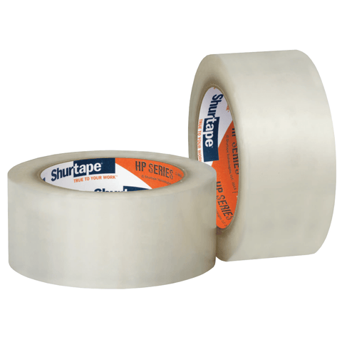 HP 100 Clear Packing Tape Shipping Tape