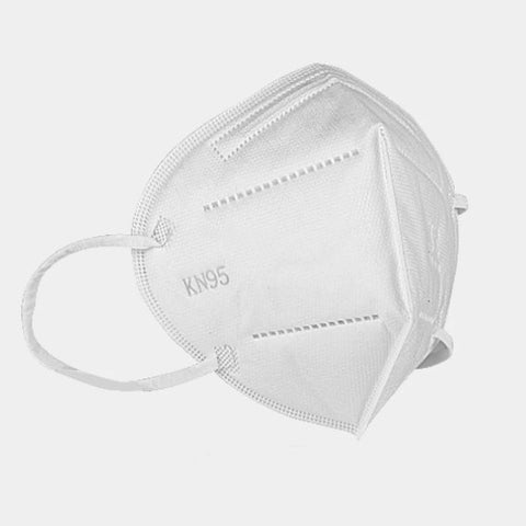 KN95 White Medical Grade Face Mask EcomPack.ca