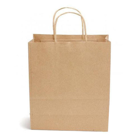 Kraft Paper Bags Brown Bags with Handles