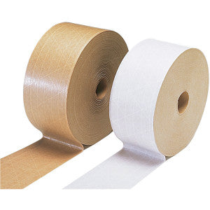 Reinforced Water Activated Tape Economy | Ecompack.ca