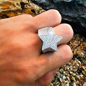 Anillo Super Star Revestido