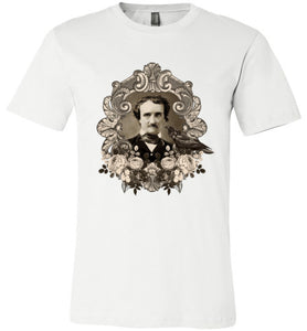 Edgar Allen Poe Unisex Shirt - Spangle