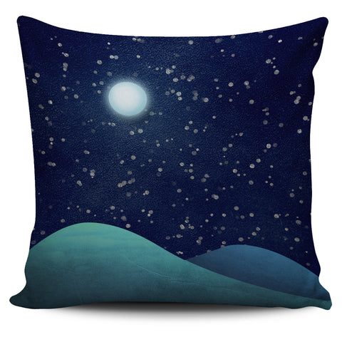 Fantasy Night Sky Var. 10 Pillow Covers - Spangle