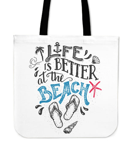 Beach Tote Bag - Spangle