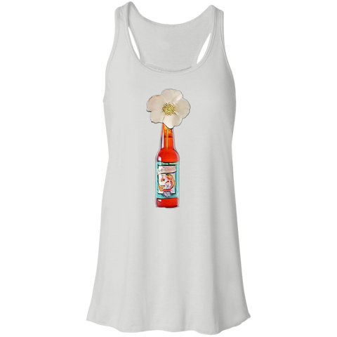 Cherokee Rose Flowy Racerback Tank - Spangle
