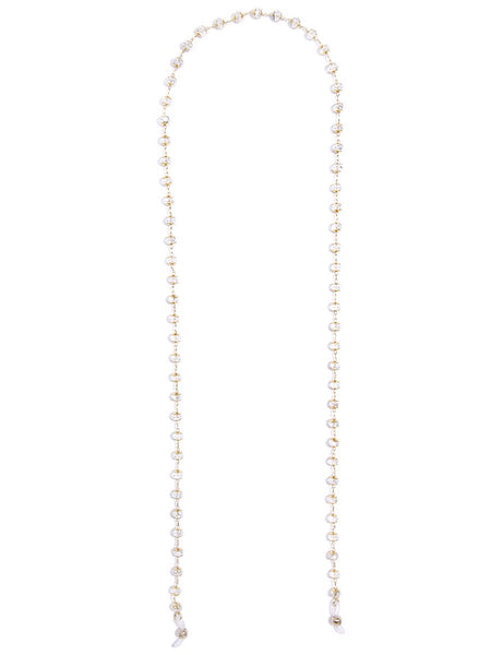 Crystal Convertible Mask Chain - Spangle