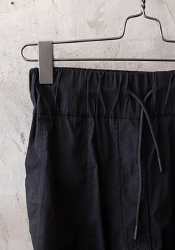 Cotton Shorts in Ombre Military Green Only