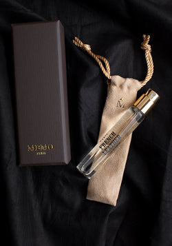 French Leather Eau de Perfume Vial