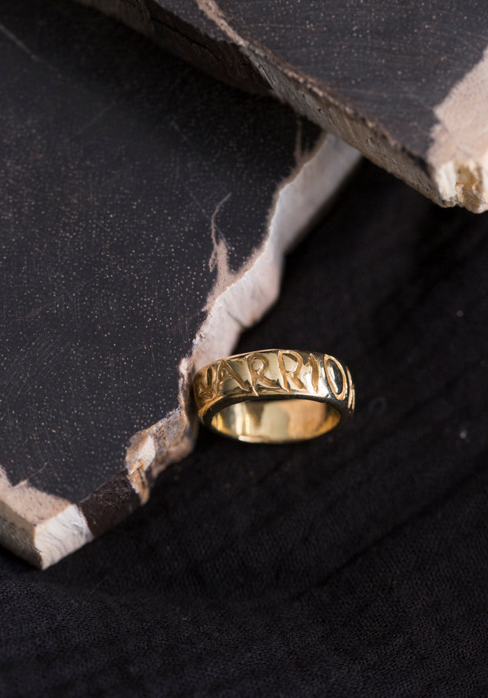 Warrior II Ring