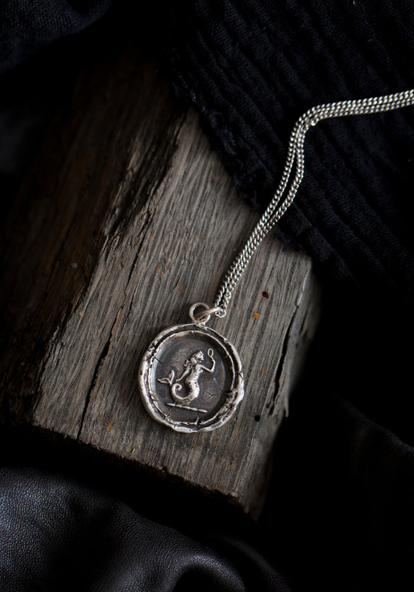 Mermaid Talisman Necklace