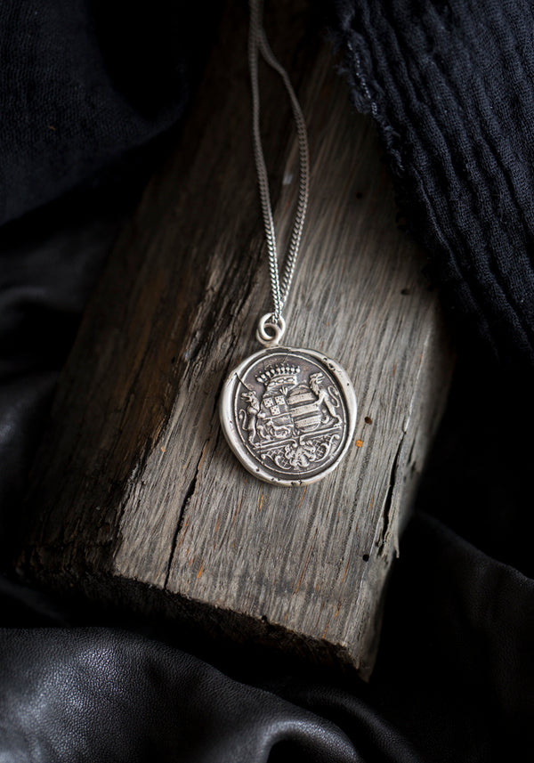 Wanderlust Talisman Necklace