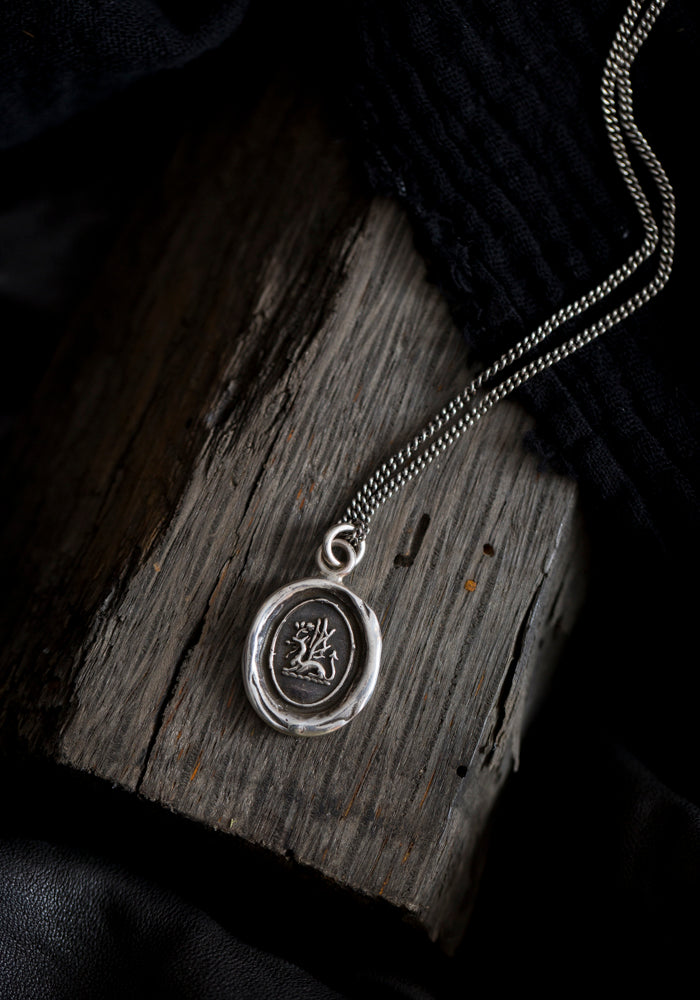 Protection Talisman Necklace