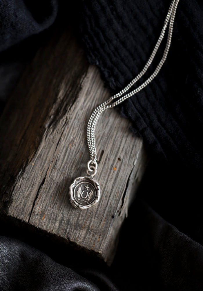 Luck & Protection Talisman Necklace