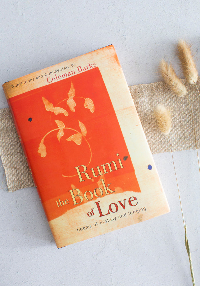 Rumi Book of Love - December Thieves
