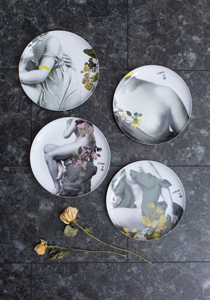 Parnasse Yuan Four Plate Set - December Thieves