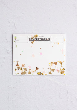 Inklings Paperie Pop Fizz Clink Confettigram