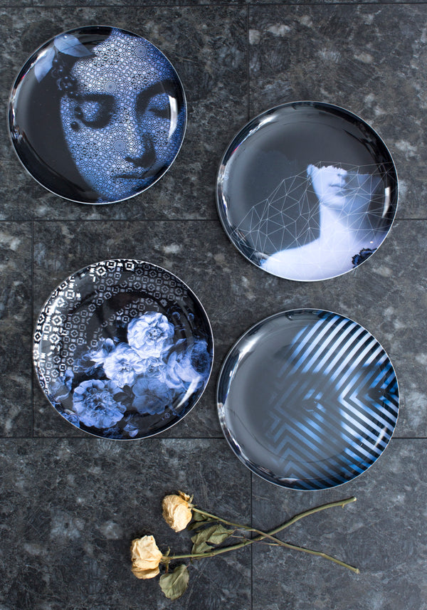 Osorio Yuan Four Plate Set - December Thieves