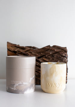 Coriander and Cedar Studio Candle