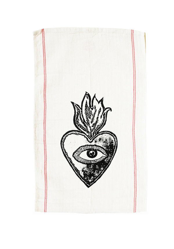 Icon Tea Towel