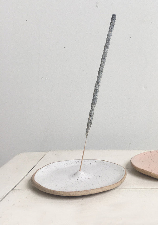 Catherine Rising Ceramic Incense Holder