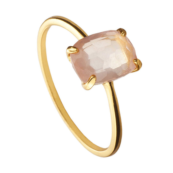 ANILLO BEATRIZ ROSE GOLD