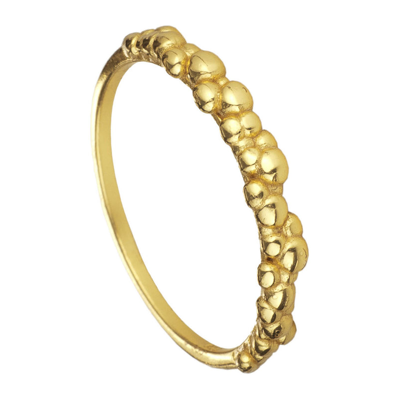 ANILLO BUBBLES GOLD