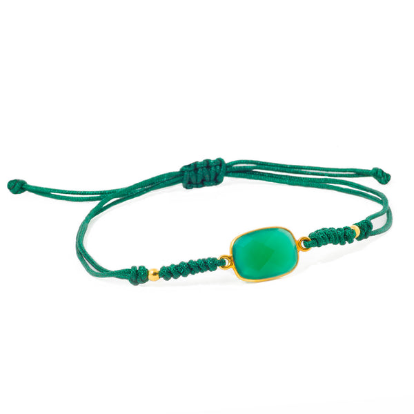 PULSERA CANDY GREEN