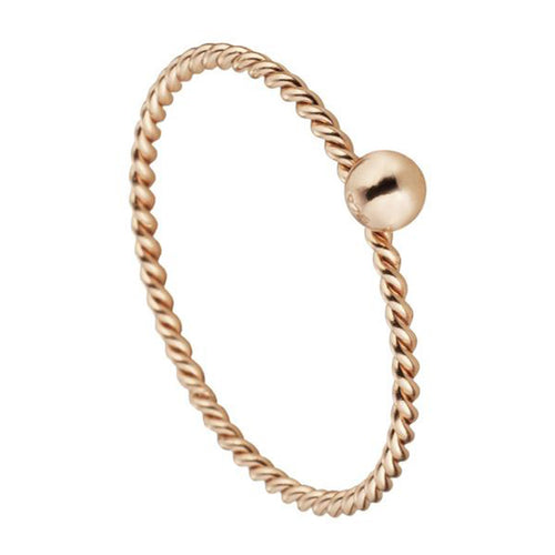 ANILLO DOT ROSE GOLD