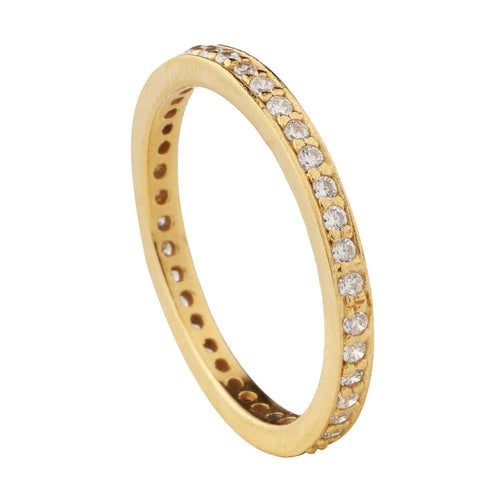 ANILLO ICE GOLD