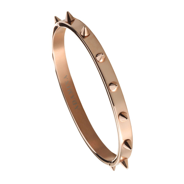 PULSERA PUNK ROSE GOLD