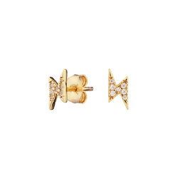 PENDIENTES RAY BRIGHT GOLD