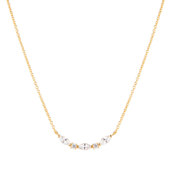 COLLAR STELLA GOLD