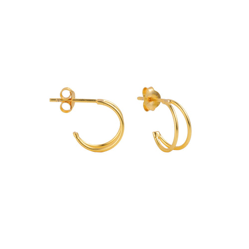 PENDIENTES SWING MINI GOLD