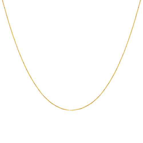 COLLAR THIN GOLD