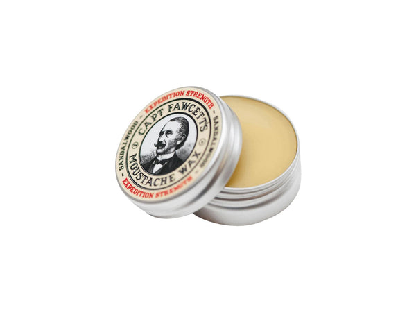 Captain Fawcett Expedition Strength Moustache Wax 15ml
