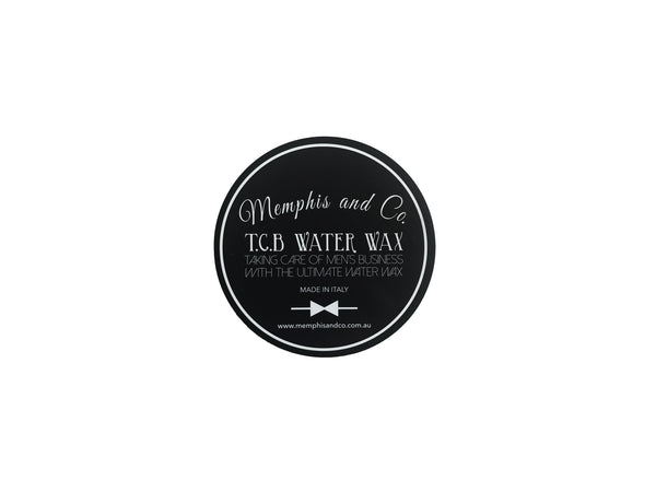 Memphis and Co. T.C.B Water Wax 150ml
