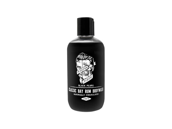 Modern Pirate Classic Bay Rum Body Wash 250ml