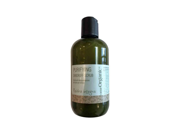 omeOrganic Purifying Dandruff Scrub 250ml