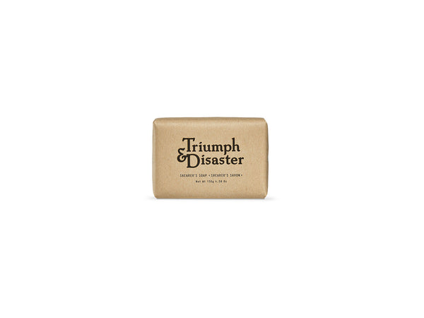 Triumph & Disaster Shearers Soap 130g Bar