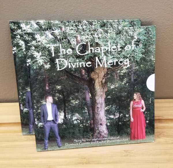 The Chaplet of Divine Mercy CD