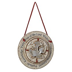 GIFTS OF THE HOLY SPIRIT WALL HANGING